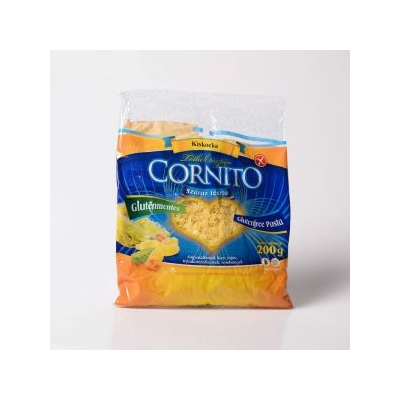 Cornito-Kiskocka tészta gluténmentes 200 gramm