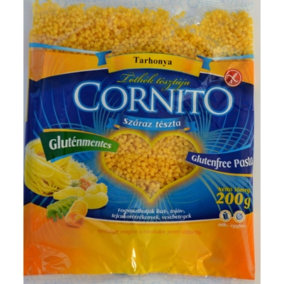 Cornito-Tarhonya gluténmentes 200 gramm